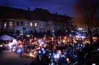 Earth Hour la Bistrita (c) Doru Oprisan